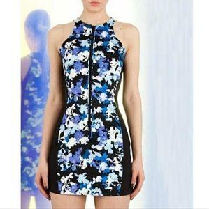Stylestalker Bodycon Metamorphosis Zip Dress